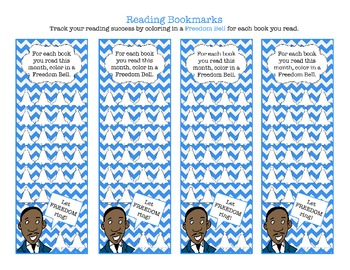 Book Tracking Bookmarks