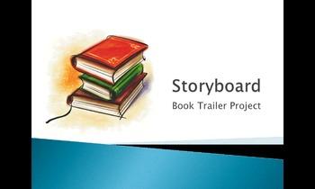 Book Trailer - Digital
