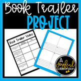 Book Report: Book Trailer Project for ANY Fiction Book - Summarizing
