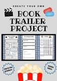 Book Trailer Project: Step by Step Directions, Planning Gu
