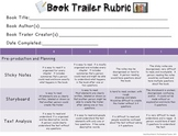 Book Trailer Rubric