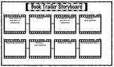 Book Trailer Storyboard