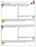 Book Trailer Storyboard Template