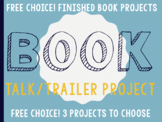 Book Trailer and Book Talk Project