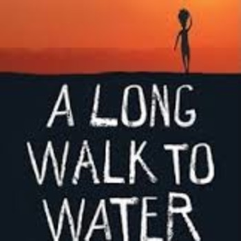 """Book Trailer for """"A Long Walk to Water"""""""