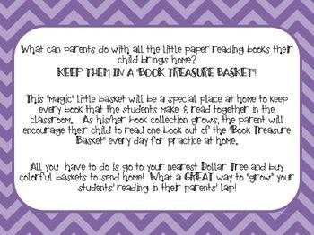 Book Treasure Basket