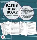 Book Trivia: Battle of the Books Tournament