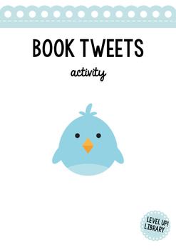 Book Tweets Activity