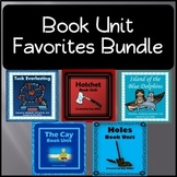 Book Unit Favorites Bundle