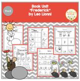 "Book Unit ""Frederick"" by Leo Lionni"