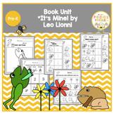 "Book Unit ""It's Mine"" by Leo Lionni"