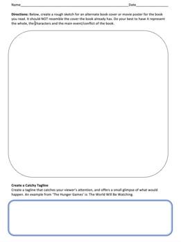 Book Unit Project- ELA