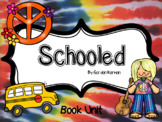 Book Unit - Schooled by Gordon Korman