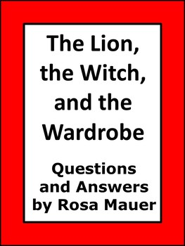 Lion, the Witch, and the Wardrobe Book Unit