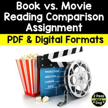 Book Versus Movie Comparison Analysis Project