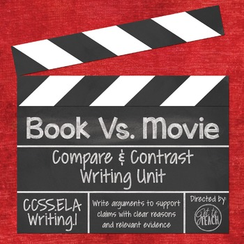 compare a book to a movie essays To kill a mockingbird movie vs book essays to compare and contrast the to kill a mockingbird film vs the book the book is better, but watching the movie also enjoying.