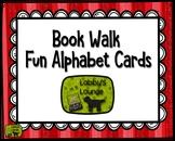 Book Walk Fun Alphabet Cards