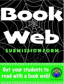 Book Web Submission Form- Reading Incentive Program