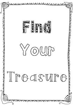 Book Week 2018 - Find Your Treasure Pack