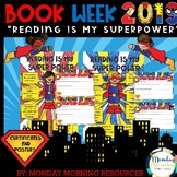 Book Week 2019 Posters and Certificates - Super Six Strategies Linked