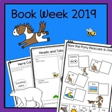 Book Week 2019 Early Childhood Shortlisted CBCA Book of th