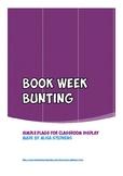 Book Week Bunting (Coloured)