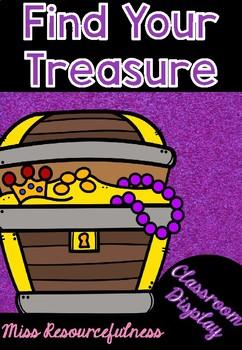 Book Week - Find your Treasure