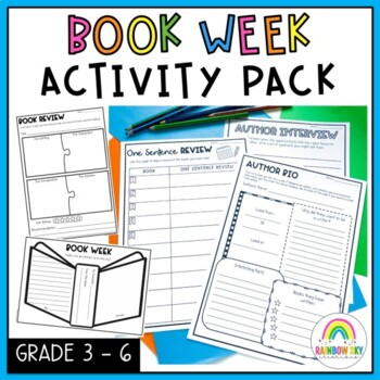 Book Week Pack - Reading Activities