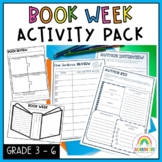 Book Week Pack - Reading / Book Activities - Grades 3 - 6