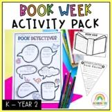 Book Week Pack - Reading / Book Activities - Kindergarten - Grade 2