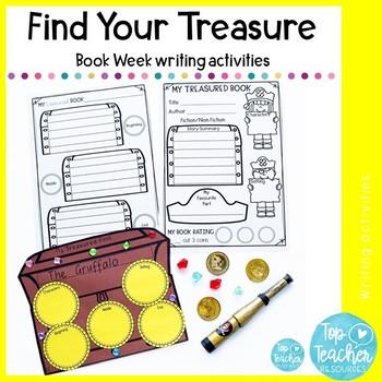 Book Week Writing Activities