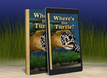 Book: Where's the Turtle?