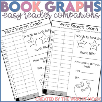 Sight Word Graphing in Books