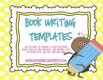 Book Writing Templates