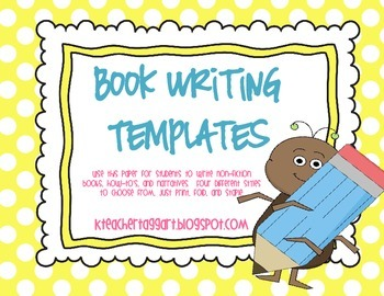 Book Writing Templates