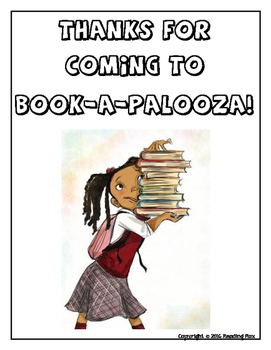 Book-a-Palooza Book Fair Festival