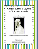 "Book activities for ""Amelia Earhart: the Legend of the Lost Aviator"""
