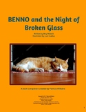 "Book activities for ""Benno and the Night of Broken Glass"""