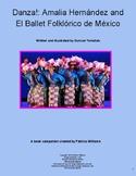 """Book activities for """"Danza!: Amalia Hernández . . . Folklórico de México"""""""