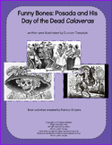 "Book activities for: ""Funny Bones: Posada and His Day of the Dead Calaveras"""