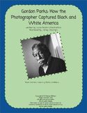 "Book activities for ""Gordon Parks: How the Photographer Captured . . .  America"""