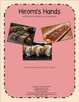 """Book activities for """"Hiromi's Hands"""""""