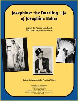 "Book activities for ""Josephine: The Dazzling Life of Josephine Baker"""