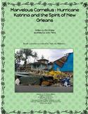 """Book activities for """"Marvelous Cornelius: Hurricane Katrina . . . New Orleans"""""""