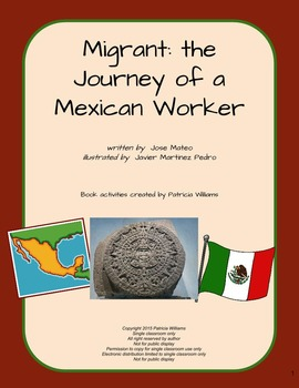"Book activities for ""Migrant: the Journey of a Mexican Worker"""