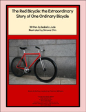 "Book activities for ""The Red Bicycle: the Extraordinary Story of . . . Bicycle"""