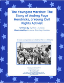 """Book activities for """"The Youngest Marcher: The Story of Au"""