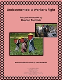 "Book activities for ""Undocumented: A Worker's Fight"""