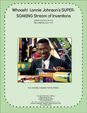 "Book activities for: ""Whoosh! !  Lonnie Johnson's . . . Inventions"""