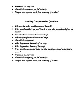 Book in a Bag : Becoming a Better Reader in Fluency & Comprehension